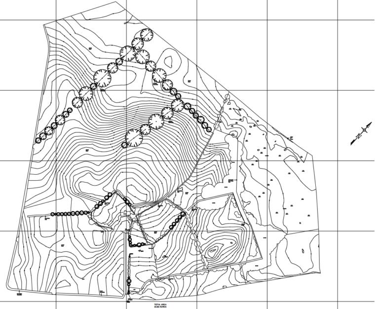 Lisduff Topo Keltic Surveys